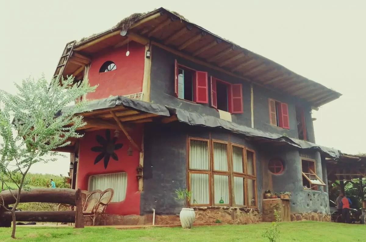 casa biosustentável