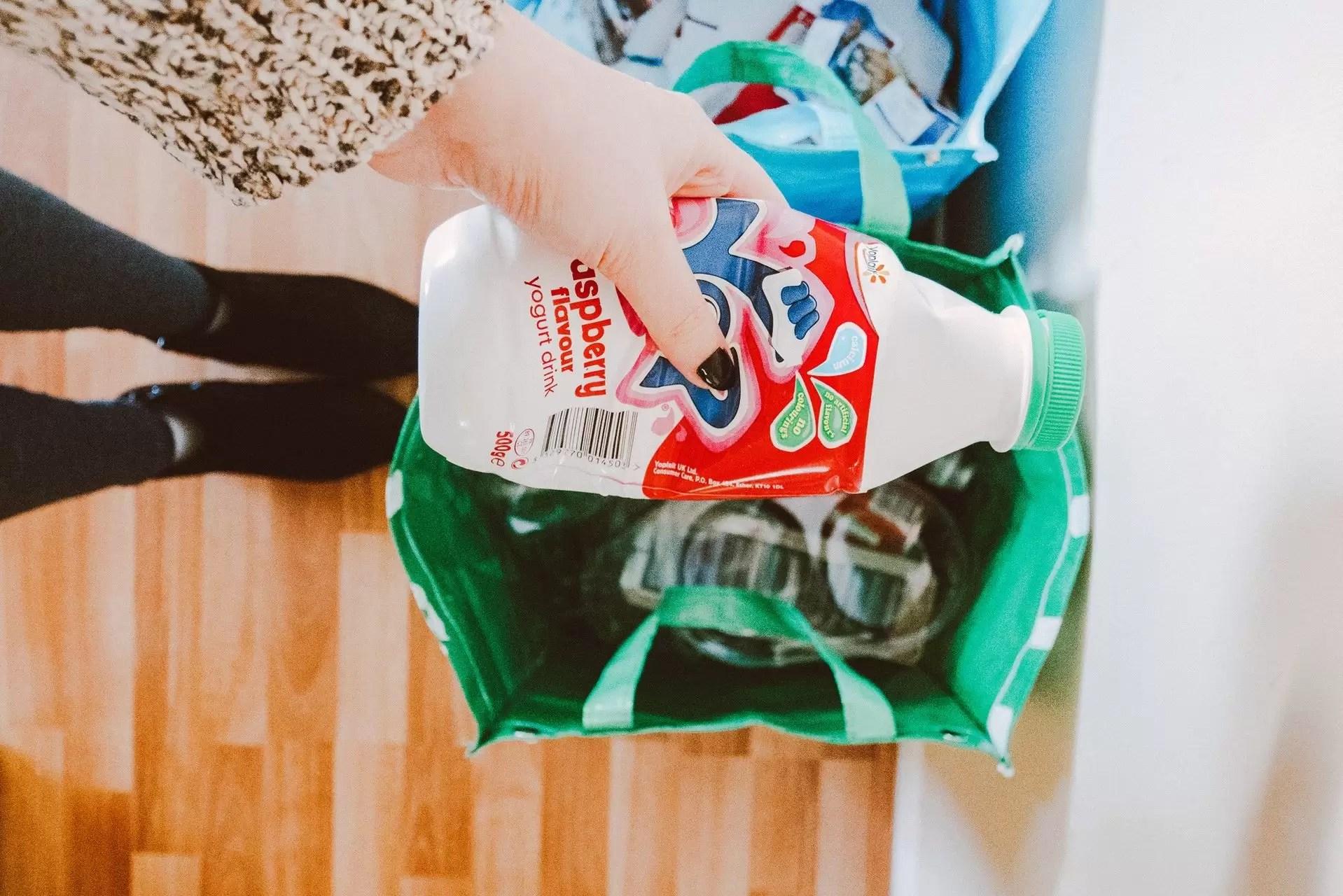 reduzir plástico