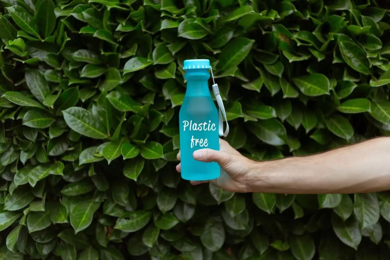 recipientes de plástico biodegradável