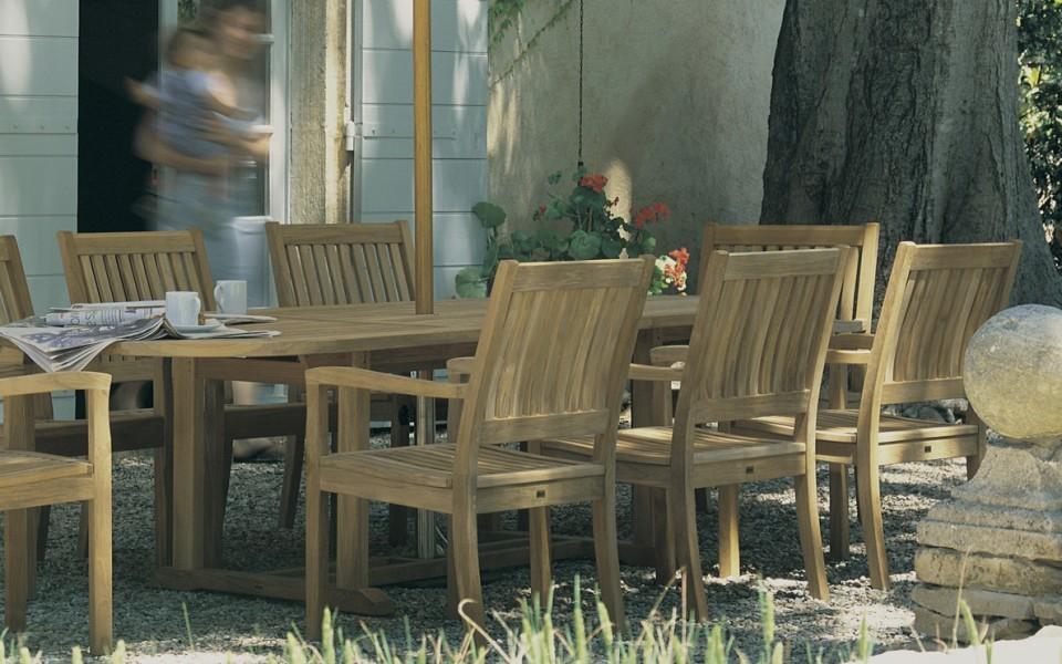 meubles de jardin en provence jardin