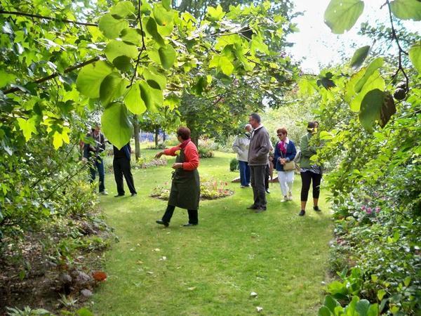 association jardin exotique