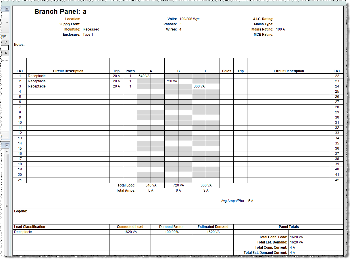 Panel Schedule Template Excel Printable Schedule Template