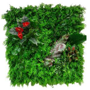 jardin vertical artificial sarria