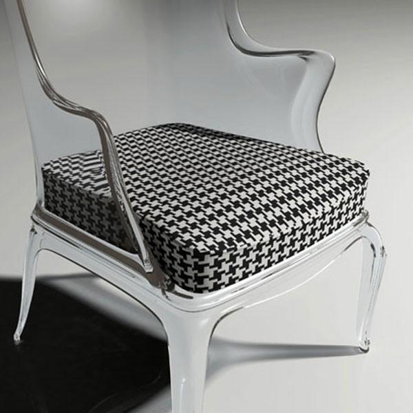 coussin pour fauteuil pasha