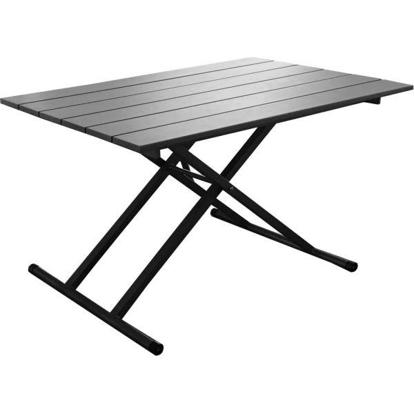 table basse relevable en table a manger jardin pump