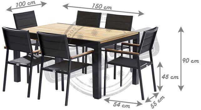 Table Chaise Jardin Elegant Chaise Et Table Chaises