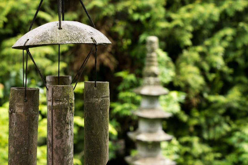 jardin zen jardiner malin