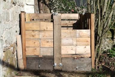 bac à compost - composteur