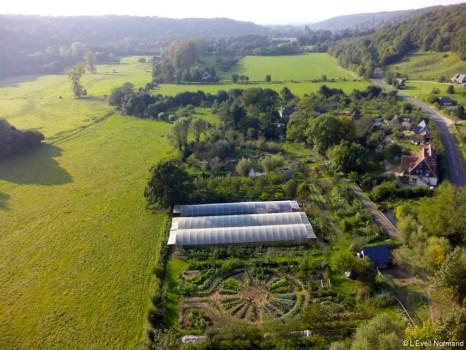 design permaculture ferme bec hellouin