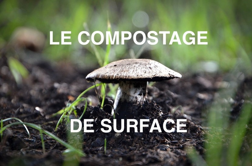 compostage de surface