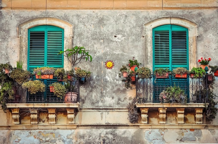 balcon permaculture