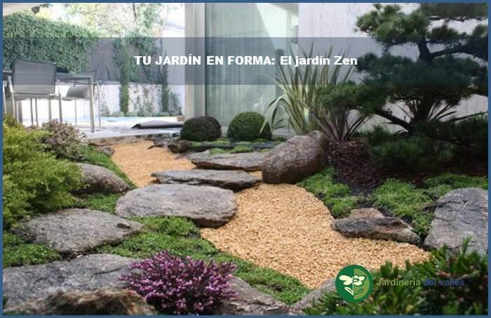 Jard n zen - Jardines sin mantenimiento ...