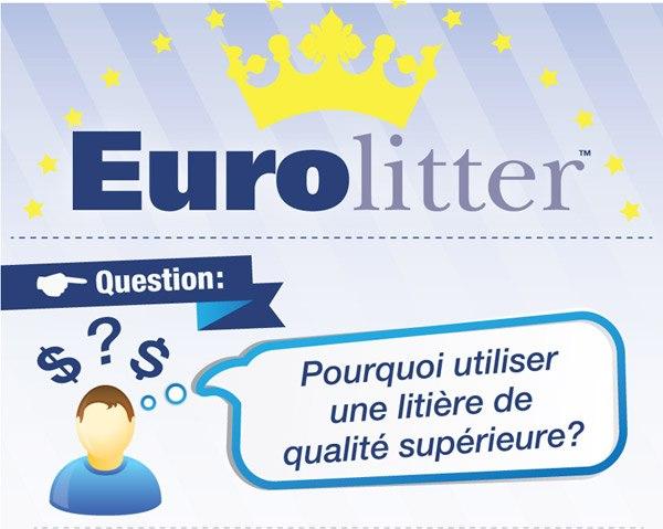 eurolitter : pourquoi utiliser une litière de qualité supérieure