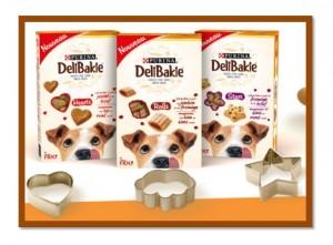 Delibakie  3 formes