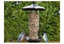 Mangeoire pour oiseaux du ciel tubulaire Jolie Fleur 2 ouvertures