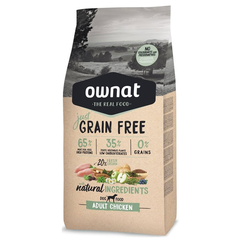 ownat just grain free
