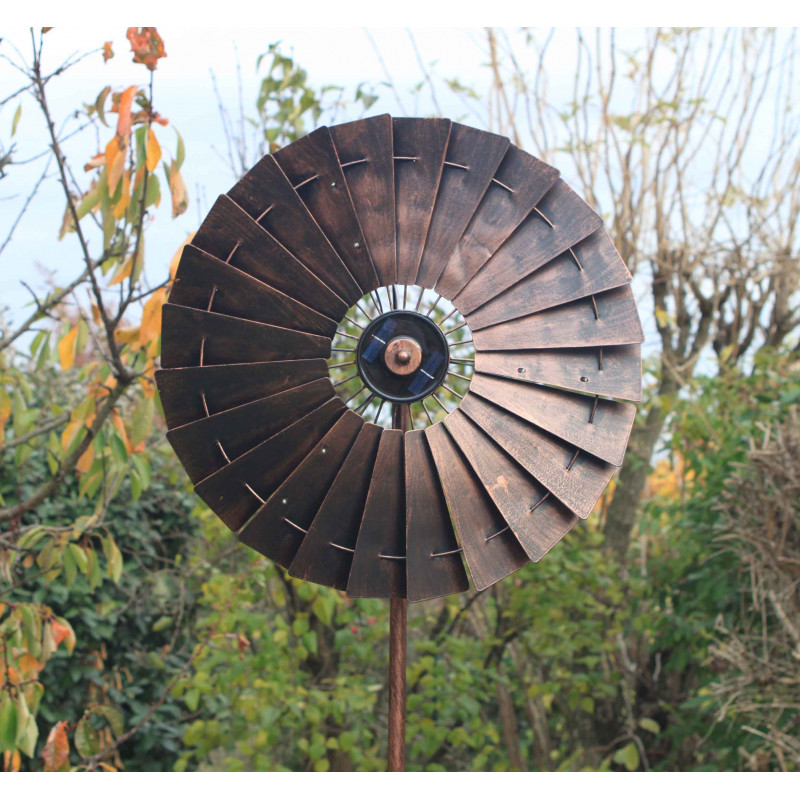 Lolienne Dcorative Solaire Style US Sur Jardin Et Saisons