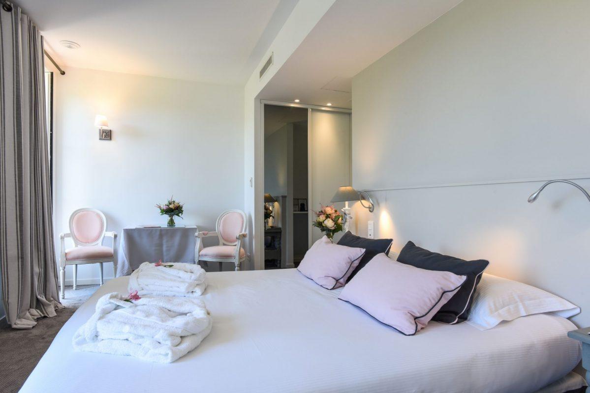 chambre charme hôtel au pays basque