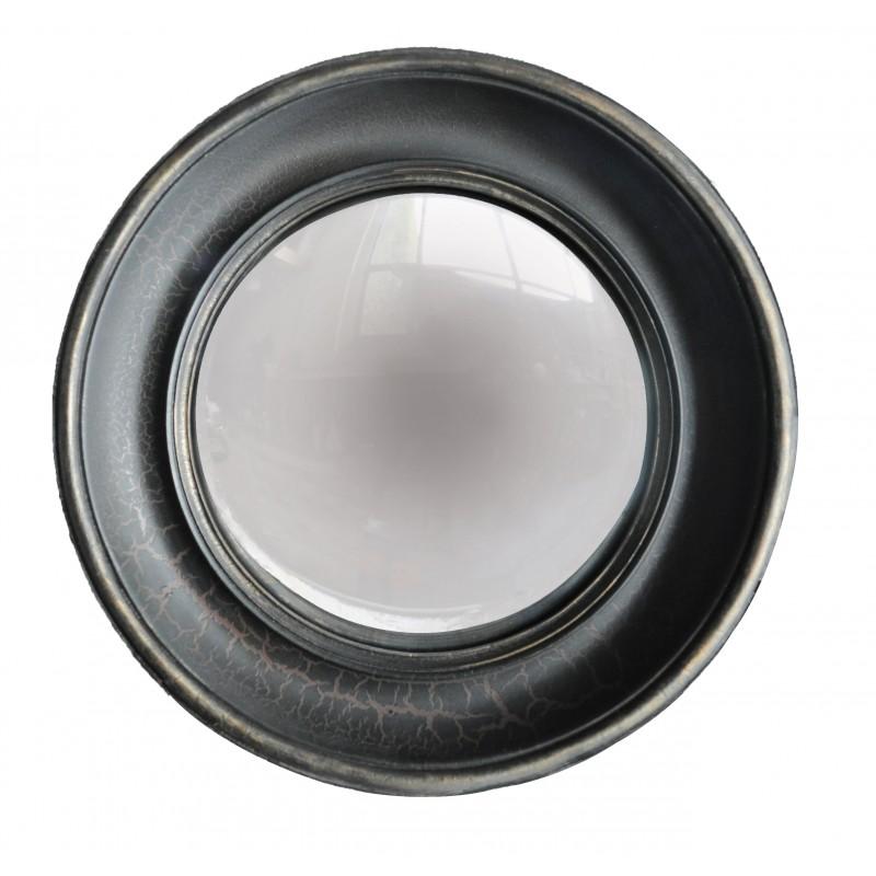 miroir rond convexe 26 cm