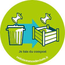 Je fais du compost