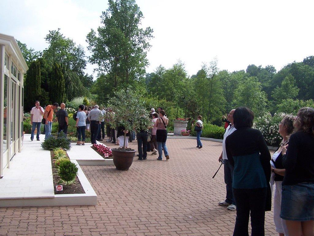 Rendez-vous aux jardins 2010