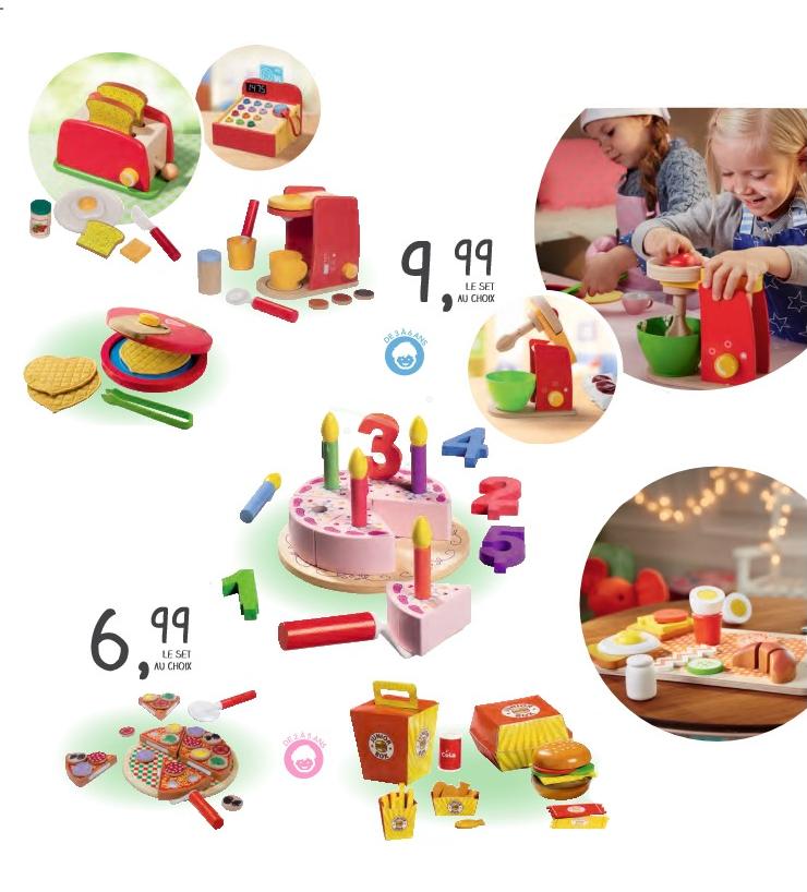 Les jouets en bois sont de sortie lidl cadeau for Cuisine en bois lidl