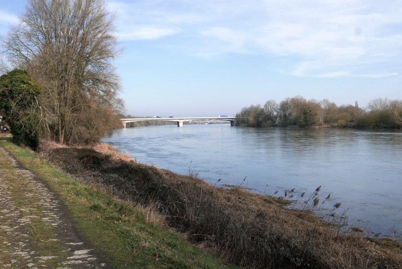 Bord de Loire - Saint Mesmin - Orléans - Montargis - Loiret