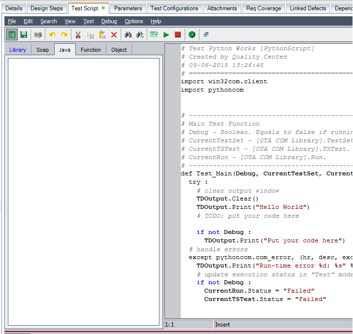 Java Browser Test – bonzaî