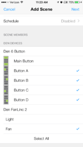 How To Install and Setup Insteon Fanlinc with 6 Button