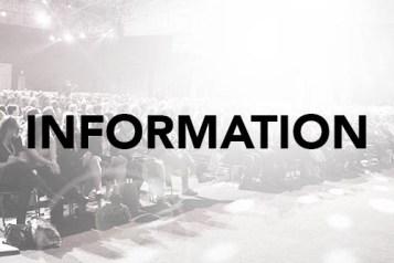 Speaking Engagement - Information