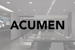 Acumen TTI Success Insights