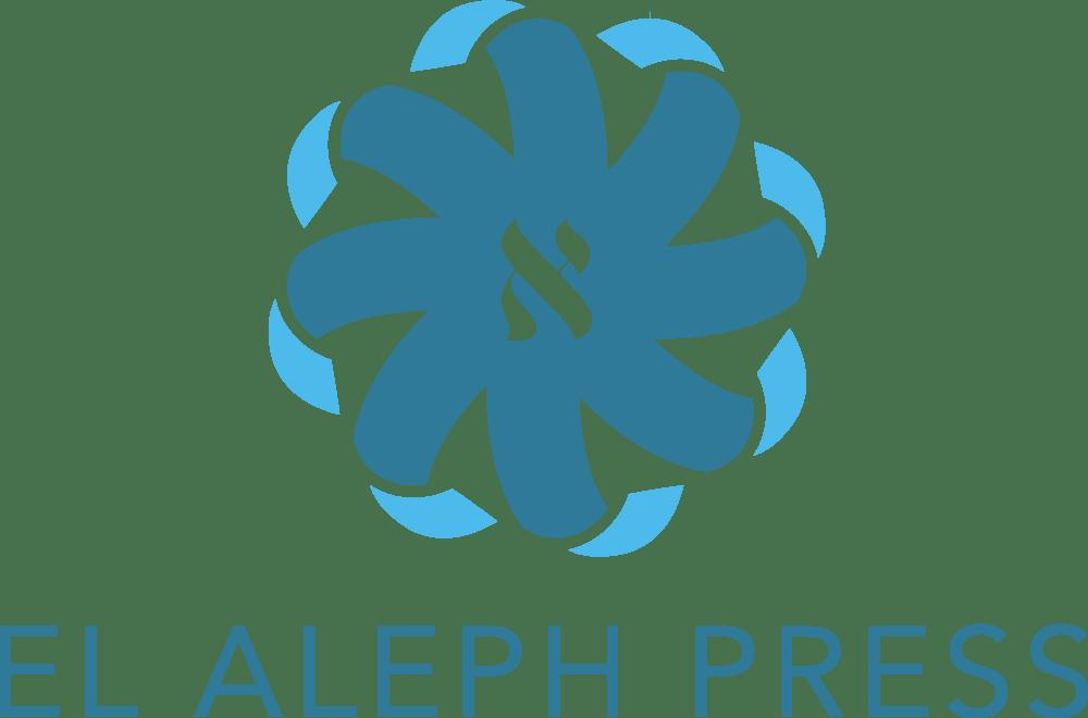 El Aleph Press Logo Design