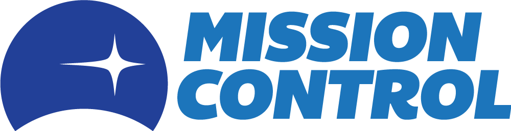 Mission Control Logo Design