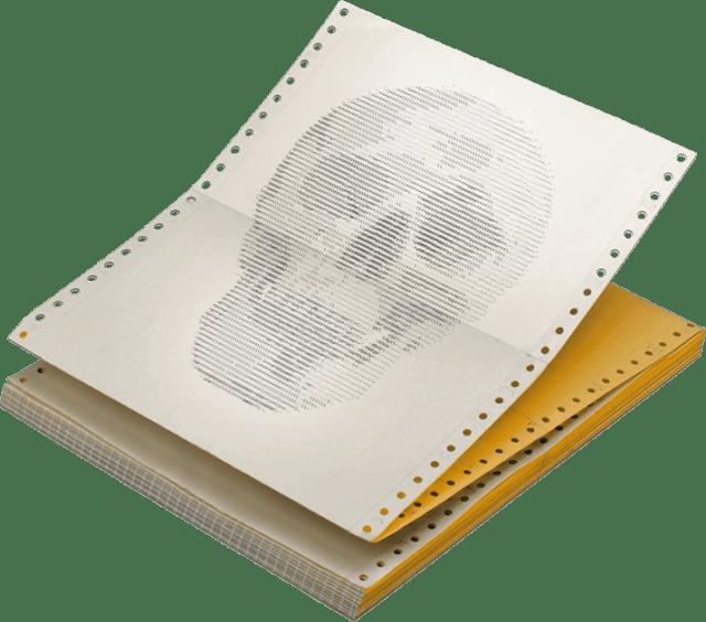Print Feature Illustration