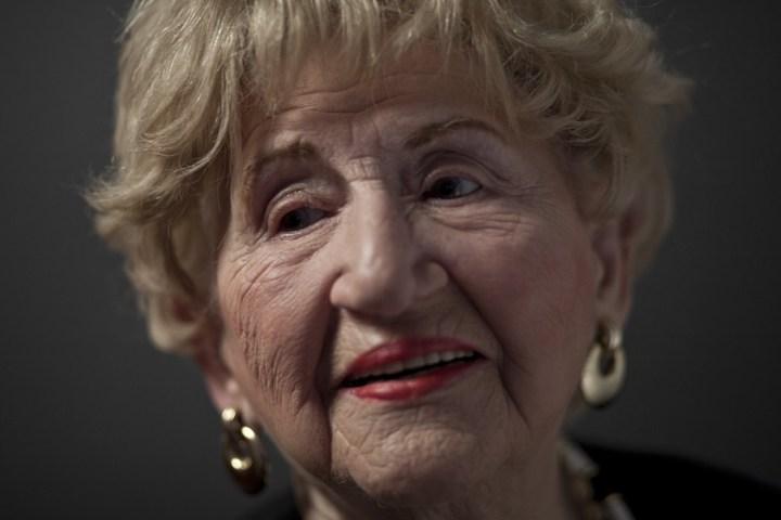 Holocaust Survivor Eyes 1