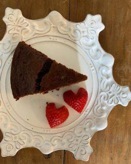 Piatto dessert corona