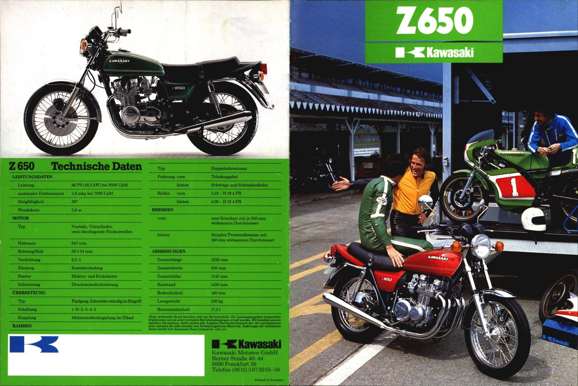 hight resolution of z650b