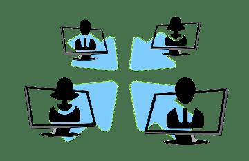 Ikona videokonference