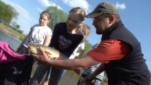 Dětaké rybářské závody 7.květen 2016, Labské Chrčice