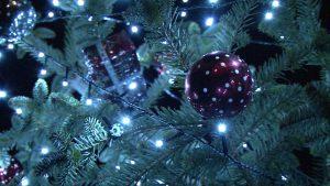 Rozsvícení vánočního stromu Kladruby nad Labem 2018, www.JaroslavSmekal.cz