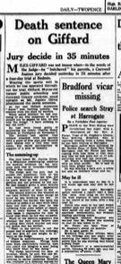Yorkshire Post story