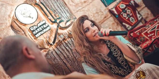 a936dd5e1d40b دانا حلبي تتحدث عن نجاح أدوارها في مسلسلي الهيبة وحرملك عبر إفطار مع ستار