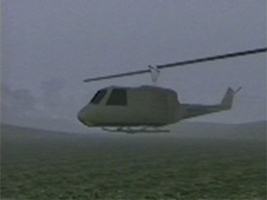 Virtual Vietnam PTSD Therapy Helicopter Landing