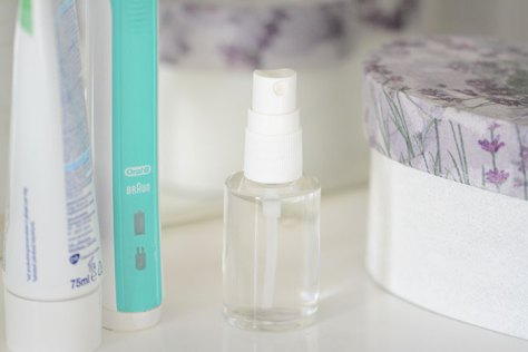Rosen- och lavendelhydrolat