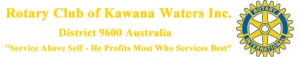 kawana-waters-rotary-club-logo