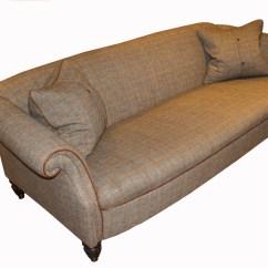 Harris Tweed Bowmore Midi Sofa Single Recliner Jarrold Norwich