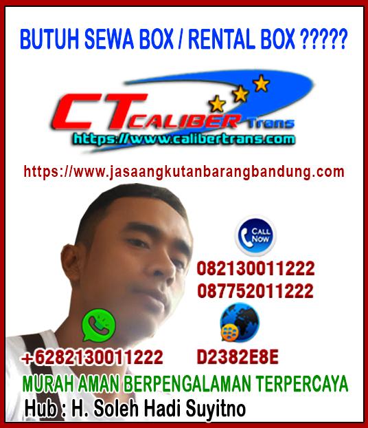 angkutan barang bandung