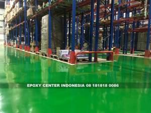 jasa epoxy lantai gudang philips