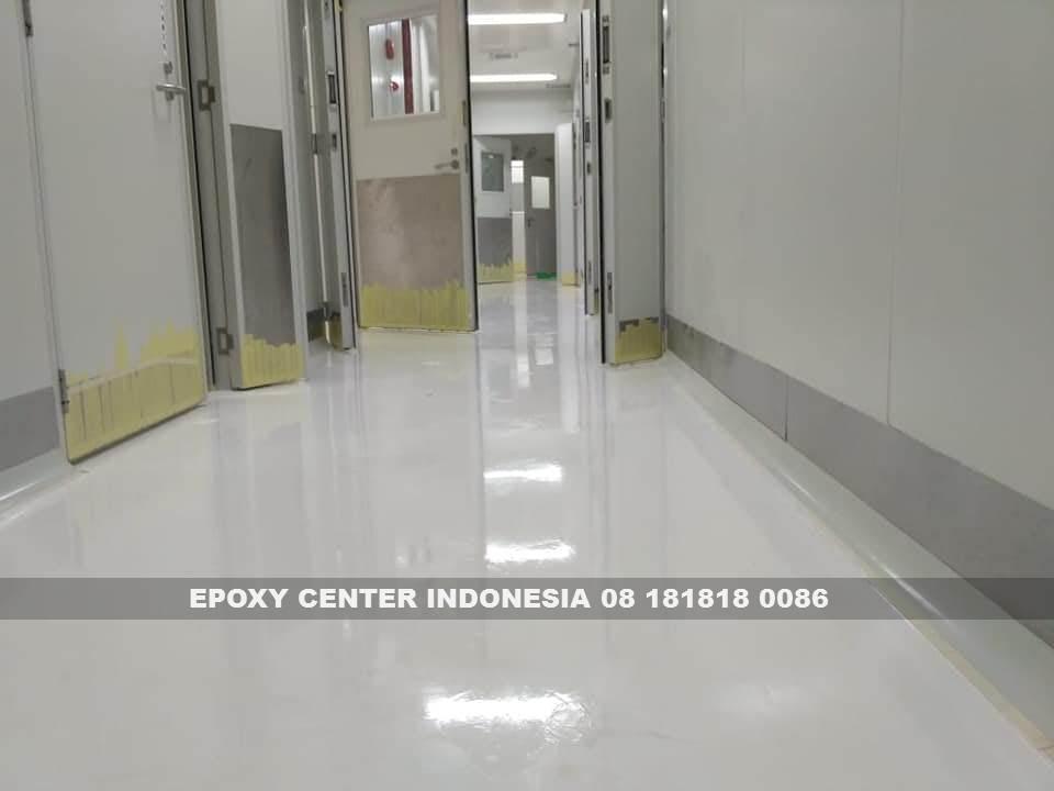epoxy lantai rumah sakit