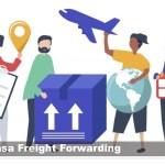 Pengertian Jasa Freight Forwarding  – Pressa Cargo